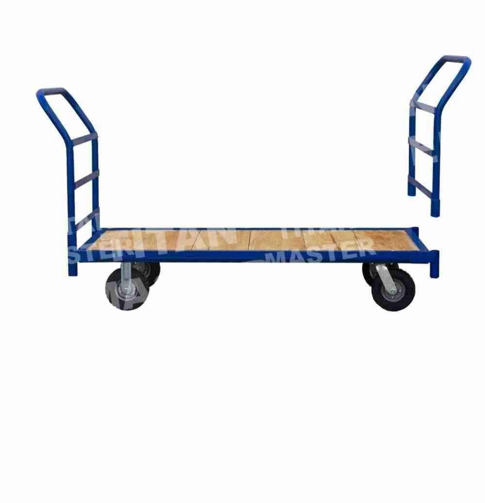 carrito plataforma de carga